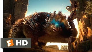 Legend of the Guardians (2010) - The Echidna Scene (6/10) | Movieclips