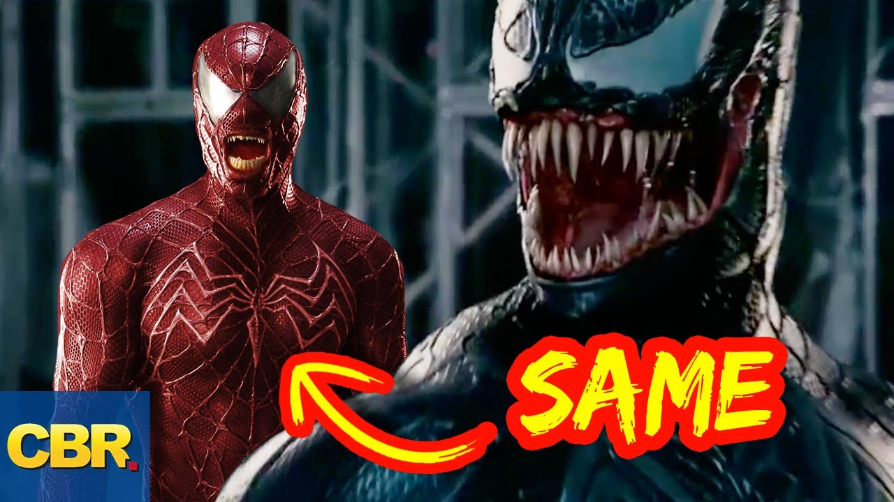 10 Things Venom and Carnage Have In Common