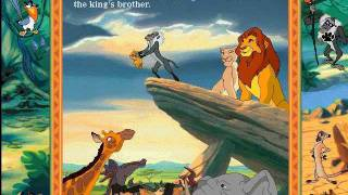Disney Animated Storybook: The Lion King - Part 1