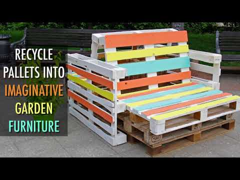 How to Plan an Upcycled Garden