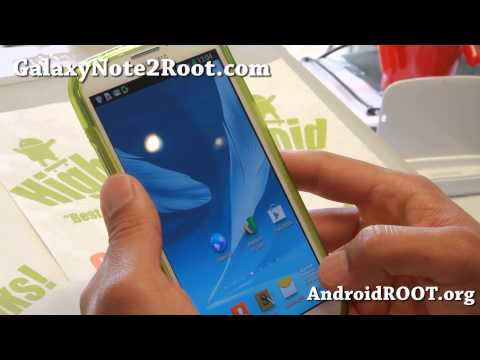 WanamLite ROM Android 4.3 for Galaxy Note 2!
