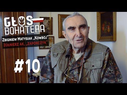Głos Bohatera #10 - Zbigniew Matysiak ps.