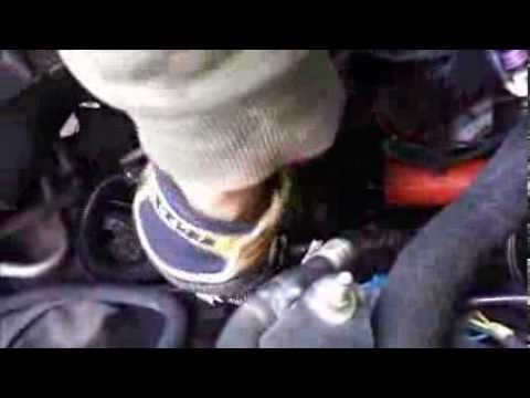 how to remove the steering knuckle on a GMC sonoma