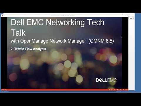 OMNM 6.5 - Traffic Flow Analysis