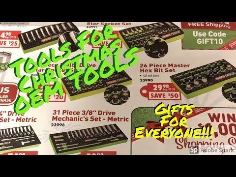 OEM TOOLS Gifts for Everyone
