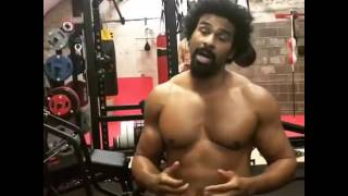 """David Haye Hits Back At Tony Bellew Call Out """"bitch"""" Comment & Accepts Challenge"""