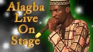 Alagba Live On Stage ► Edo Music Live On Stage