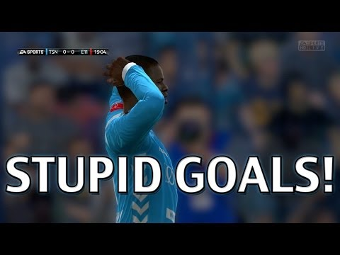STUPID GOALS! - FIFA 14 Xbox One Ultimate Team - #10