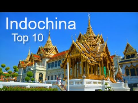 Indochina & Southeast Asia: Top Ten Things to Do, by Donna Salerno Travel