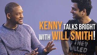 Talking to Will Smith & Joel Edgerton - Kenny Sebastian | Face to Face