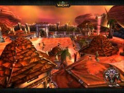 World of Warcraft Soundtrack (Orgrimmar)