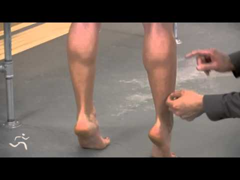 Calf Pain fix example video