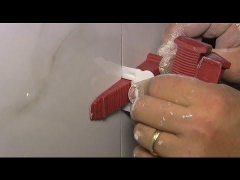 Marble-look rectified/sharp edges tiles 12