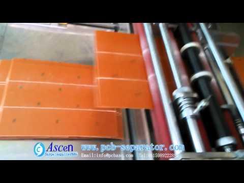 V-grooving machine/PCB grooving machine/V-cut machine/PCB manufacture machine/PCB assembly machine
