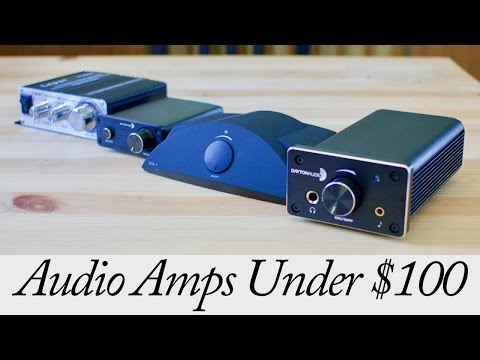 4 Best Audio Amps Under $100