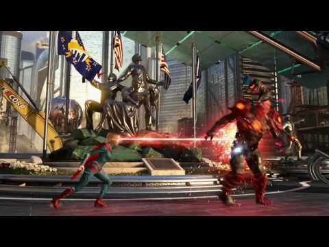 Injustice 2 Official Gameplay Reveal
