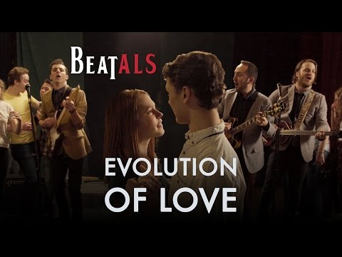 Beat ALS | Beatles Evolution of Love | TEENAGE ROMANCE #beatALS