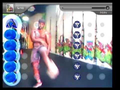 Capoeira Home Workout Cardio & HIIT Training PS2 Eyetoy Kinetic 11