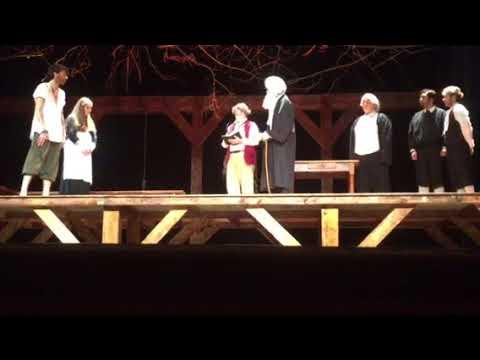 Act 3 - Judge & Jail