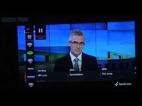 Foxtel now live TV review
