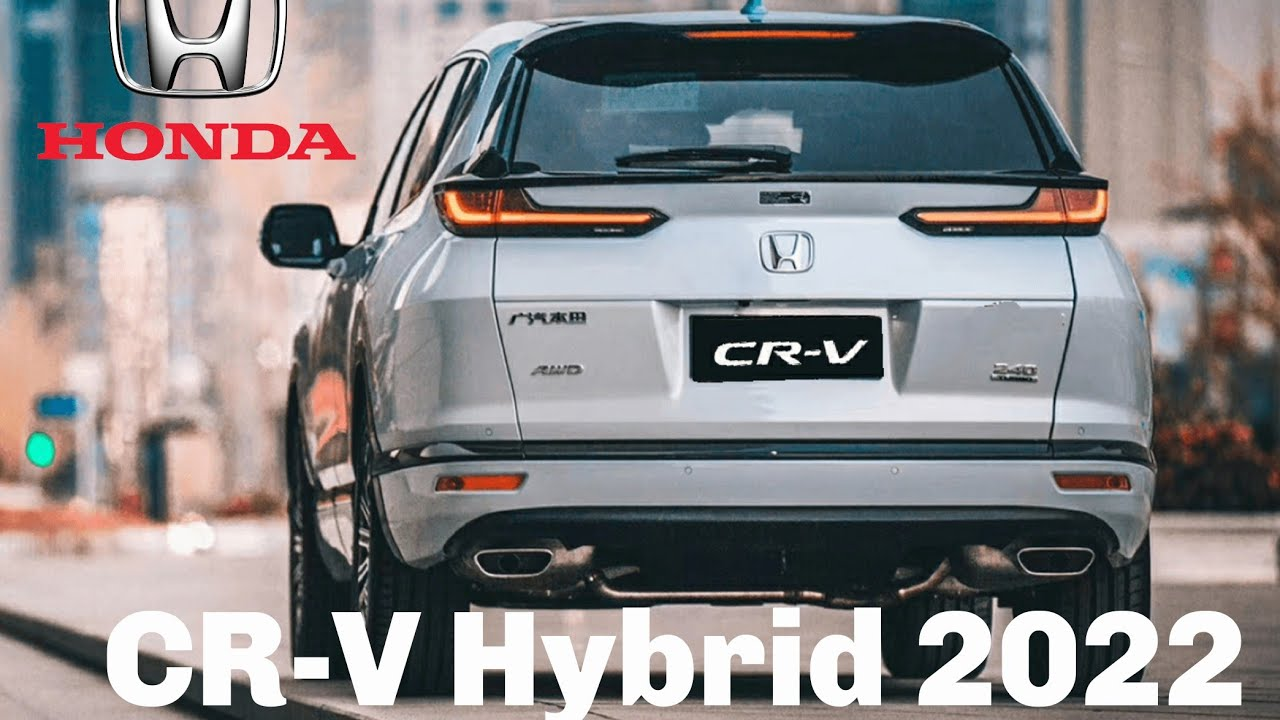 Honda CR-V Hybrid 2022 || Breeze Based CR-V  Spotted: price, specs and release date