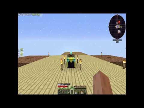 Planting Mega Rubber Sapling...                   Minecraft Sky Factory 2.5