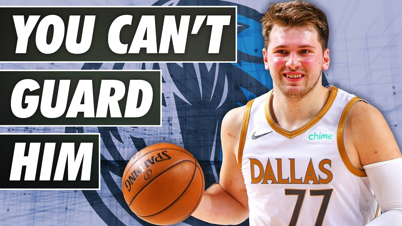What Makes Luka Doncic's Stepback So Deadly | Dallas Mavericks Breakdown | The Void