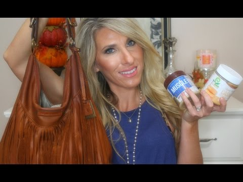 Current Faves ~ Frye Hobo, Makeup + Healthy Food Stuff!