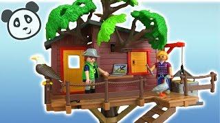 Diorama am rica bosque y selva playmobil daikhlo for Casa del arbol playmobil carrefour