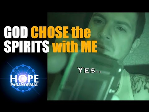 My Single MOST IMPORTANT Video To Date! - GOD Chose the SPIRITS Around ME!