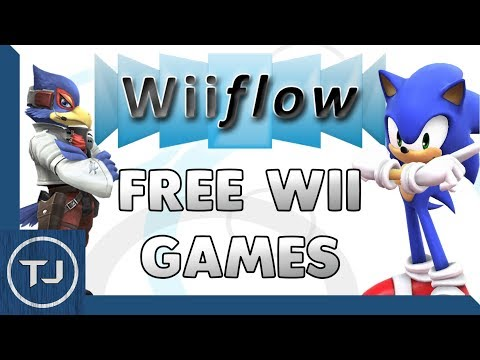 Play Wii Backup Games Using WiiFlow USB/SD/HDD (Easy Tutorial!)