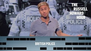I know this is pretty uncool but I wanted to talk about how amazing the British police are
