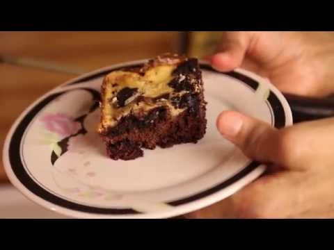 How to Make Cookies & Cream Brownies | The Simplest Way of Cooking