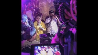 "50 Cent & 6IX9INE Celebrate The Release Of 50's New Drink ""Le Chemin Du Roi"" In The Hamptons"
