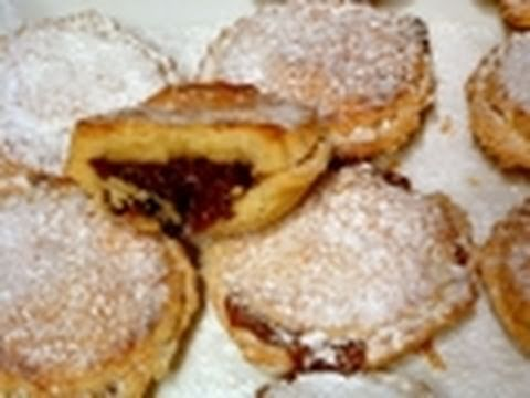 Christmas MINCE PIES How to make recipe - Homemade Pastry