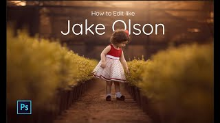 PHOTOSHOP TUTORIALS | Autumn Color Effect   -  How to Edit like Jake Olson