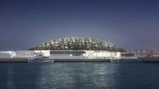 En images : à Abu Dhabi, le nouveau Louvre ouvre enfin ses portes