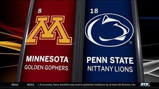 Minnesota at Penn State - Hockey Highlights