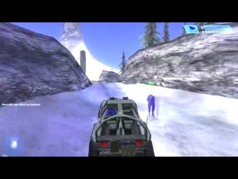 Snowdrop Fun! Halo Custom Edition