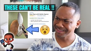 Top 15 WEIRD Amazon Products & Reviews | ARE THESE REAL!?!