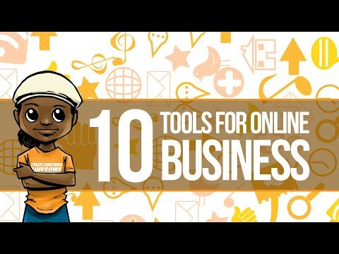 10 Best Tools for Online Business and Productivity 2017