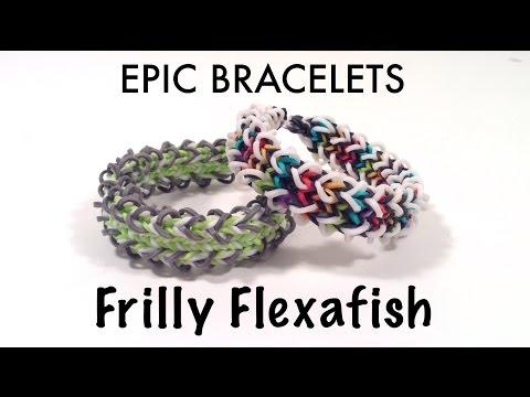 Frilly Flexafish Tutorial