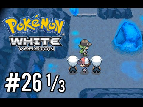 Pokemon White Part 26 1/3: Entering Chargestone Cave
