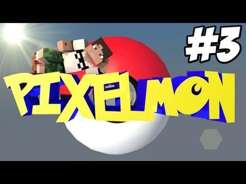 Pixelmon - Episode 3 - Pokeballs And Vulpix!