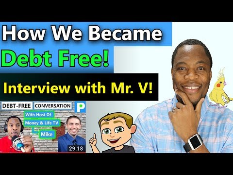 How We Became Debt Free (Debt Free Conversations: Interview with Host of Plenteouz of Money!)