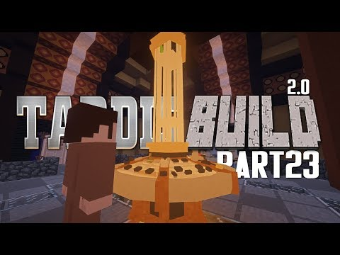 Minecraft Tardis Build | 23
