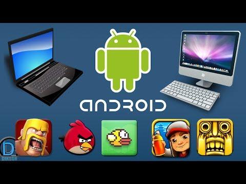 Comment jouer à des jeux Android sur son PC windows et Mac