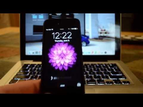 How To Unlock any Iphone without the passcode! HOW TO enter DFU mode