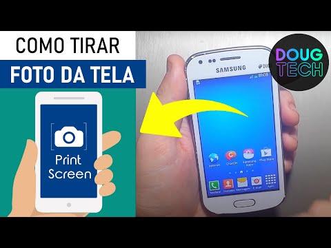 Samsung Galaxy S Duos 2 - ScreenShot ( Como Tirar foto da Tela ) - Blackmobile.com.br