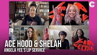 Angela Yee39s Lip Service Feat Ace Hood amp Shelah Marie